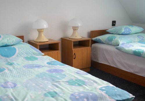 Panzió külön ágyas szoba